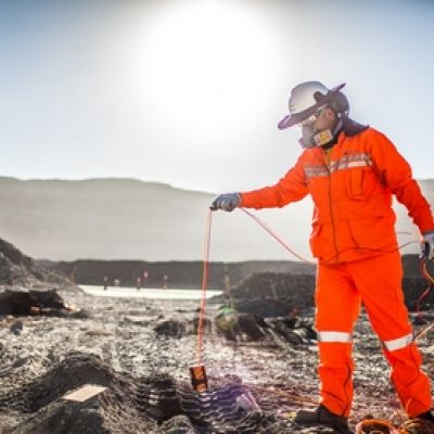 Latest Orica platform features help boost productivity and blasting quality